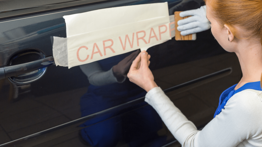 The Differences Between Vinyl Decals vs. Car Wraps